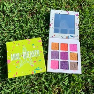 Jeffree Star Mini Breaker Palette💗💚💜💙
